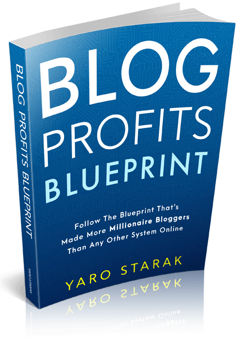 Blog Profits Blueprint Cover